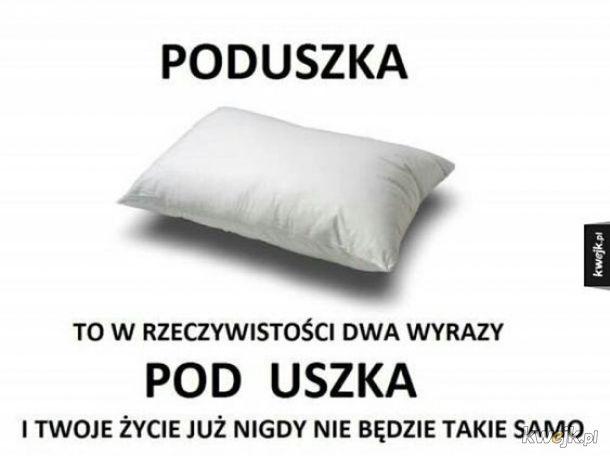 poduszka na spanko