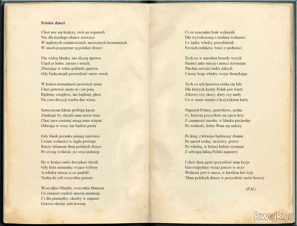Kącik poezji
