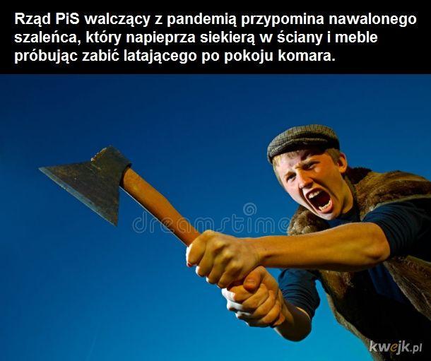 Walka z pandemią