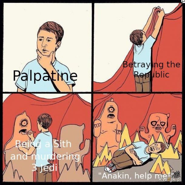 The Jedi are taking over