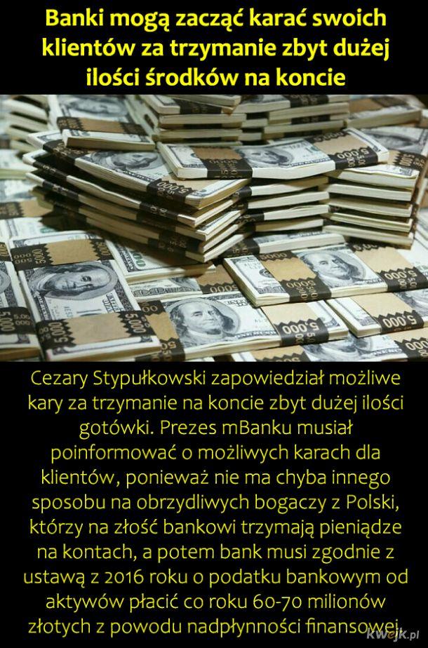 Kara za bogactwo