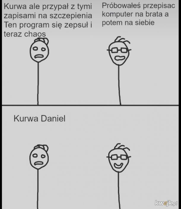 Oj Daniel