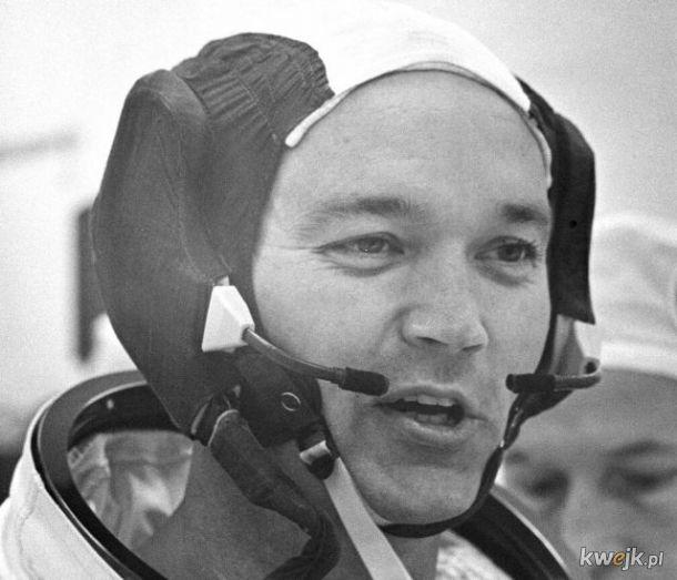 """28 kwietnia 2021 roku zmarł Michael Collins - """"ten trzeci z Apollo 11"""""""