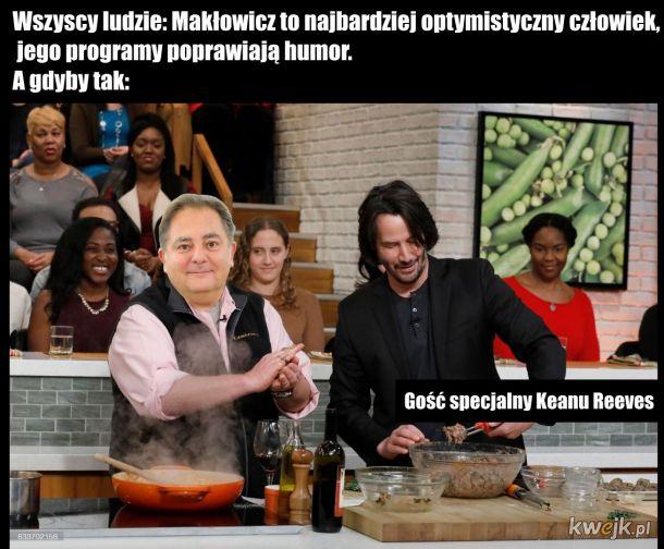 Program Makłowicza nie może być jeszcze lep....