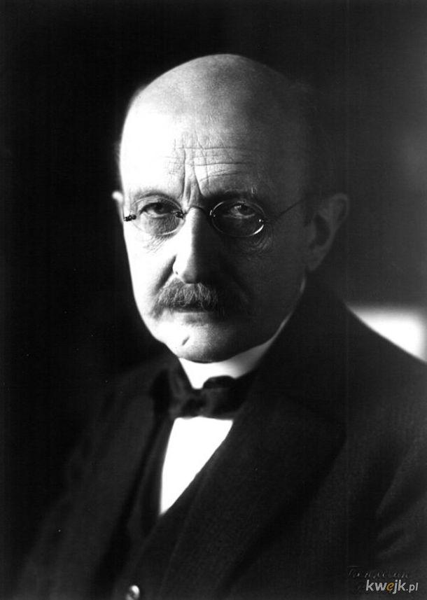 Dziś mamy 163. rocznicę urodzin Maxa Plancka, twórcy teorii kwantów
