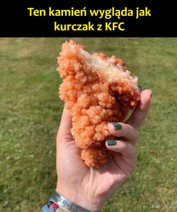 Kurczakowy kamień