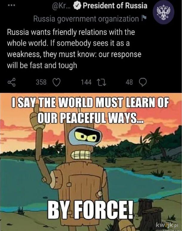 Wojna o pokój