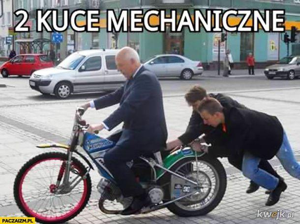 2 Kuce mechaniczne