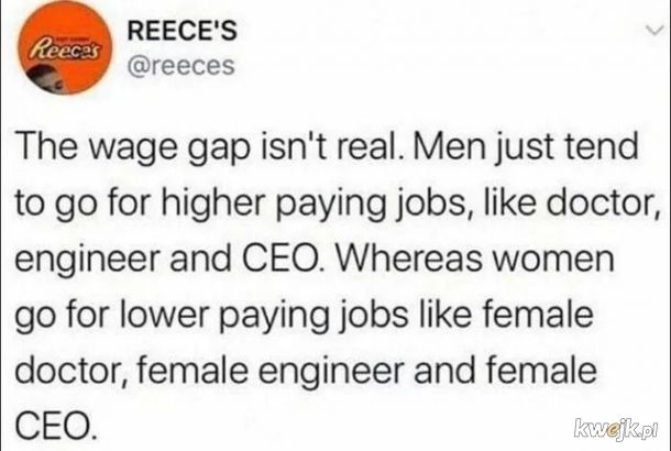 Feministyczne fiu-bzdziu
