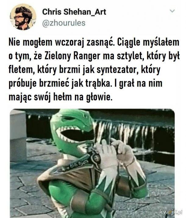 Zielony Ranger