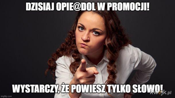 Promocja!