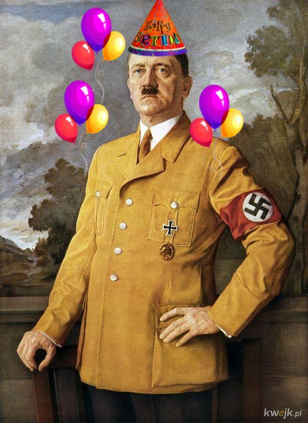 Wszystkiego najlepszego wujku Adolfie!