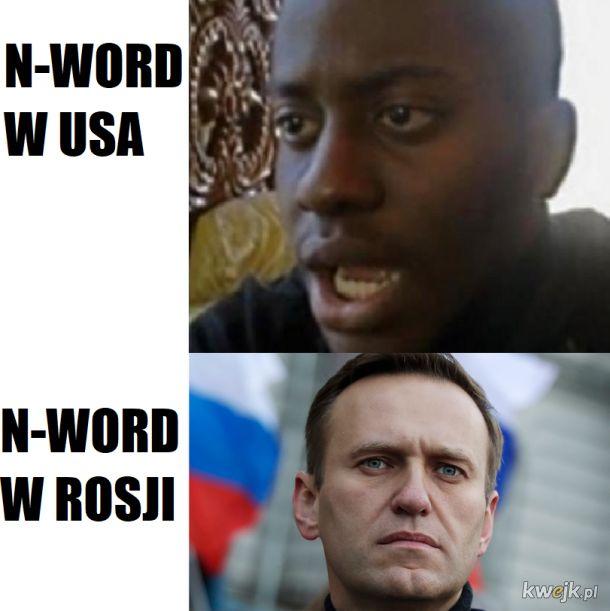 "Zakazane słowo na literkę ""N"""