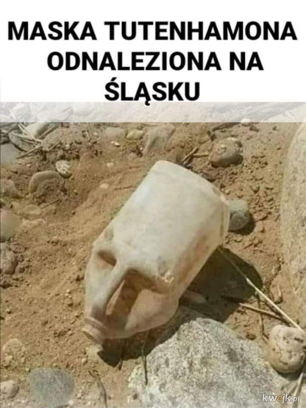 Sukces Polskich Archeologów