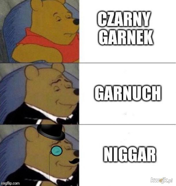czarny garnek