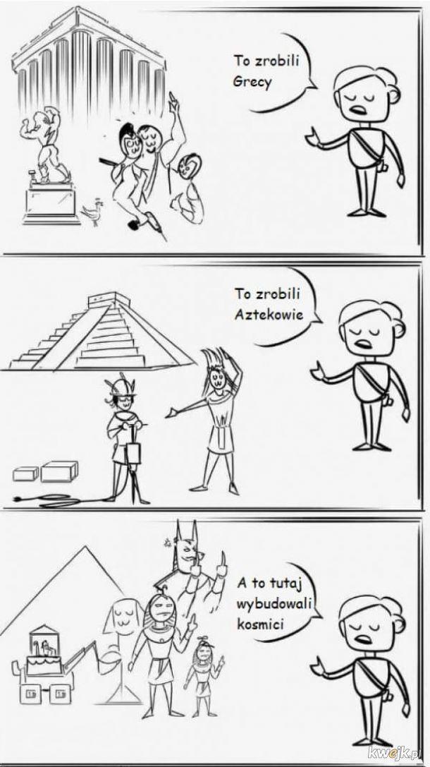 Tajna wiedza archeo