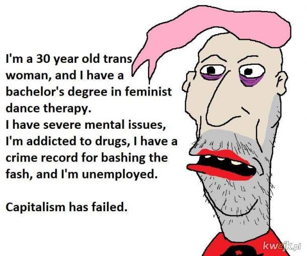 Capitalism has failed