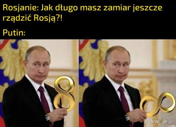 Panowanie Putina
