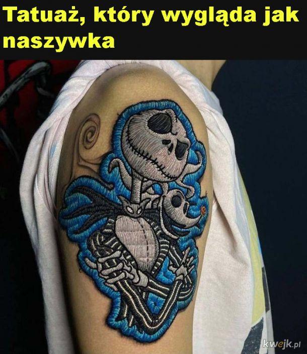 Prawdziwa sztuka tatuażu