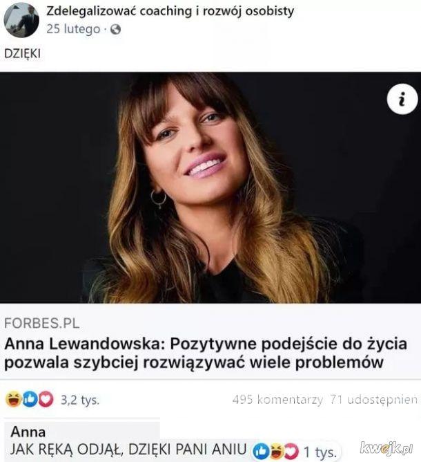 Protip od Lewandowskiej
