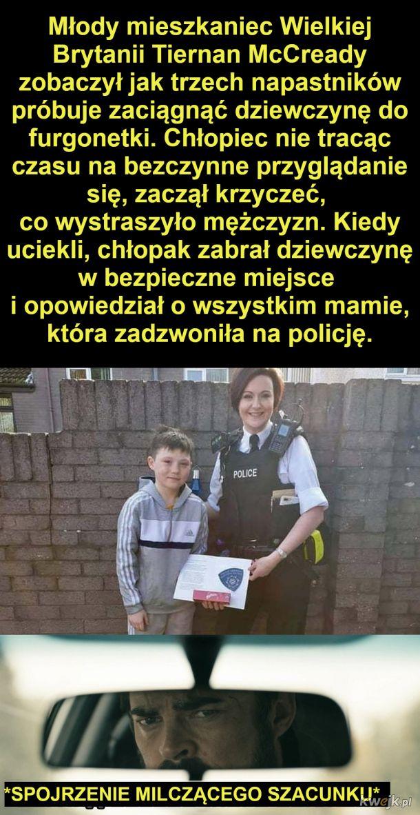 Mały bohater