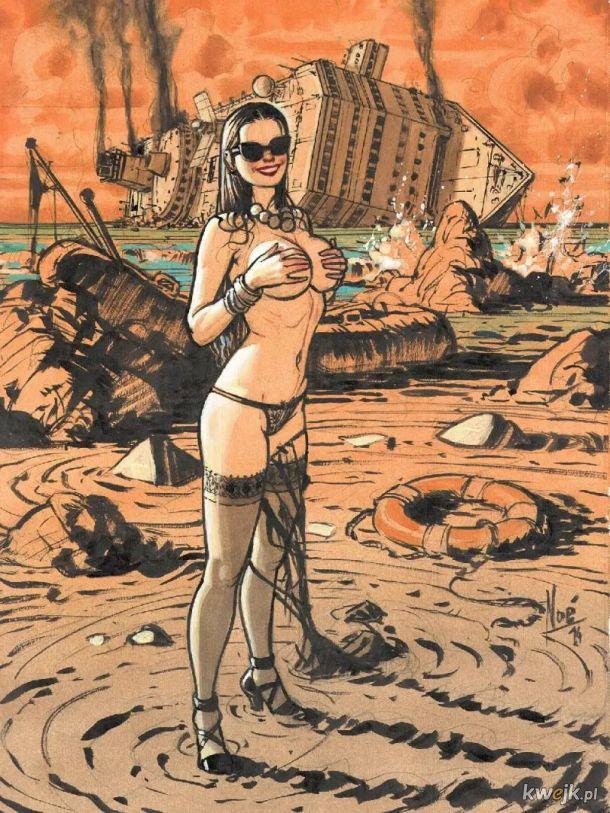 Katastrofy w stylu pin-up girl: na pierwszym miejscu wypadek reaktora Maria w Świerku, obrazek 4