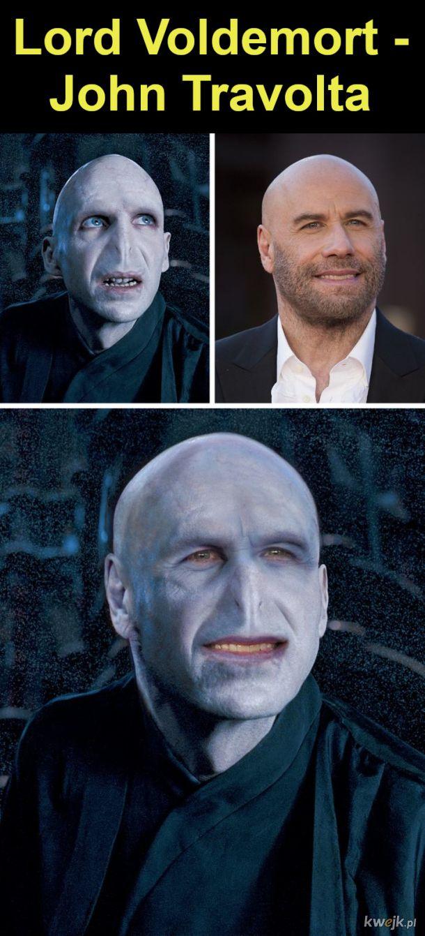 """Jak wyglądaliby bohaterowie """"Harry'ego Pottera"""", gdyby film był kręcony w Hollywood, obrazek 10"""