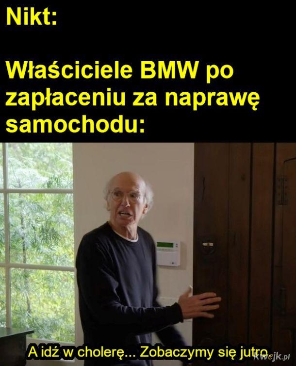 Właściciele BMW