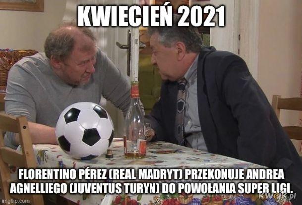 Mam pomysła... Superliga