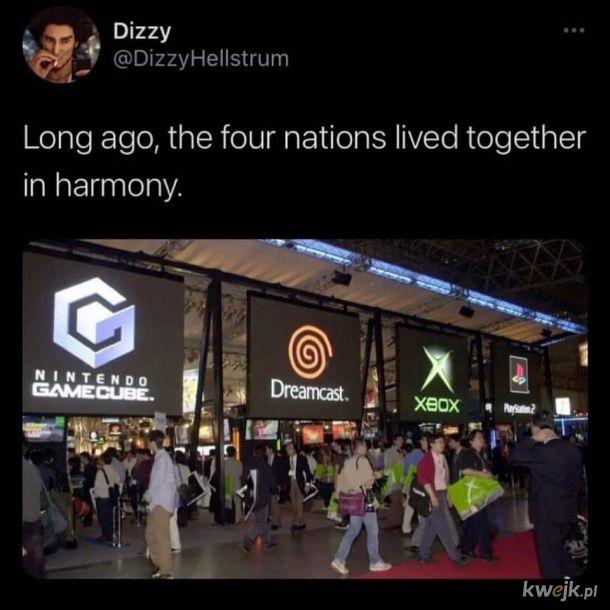 """""""Jednak kiedy naród Sony zaatakował wszystko się zmieniło...."""""""