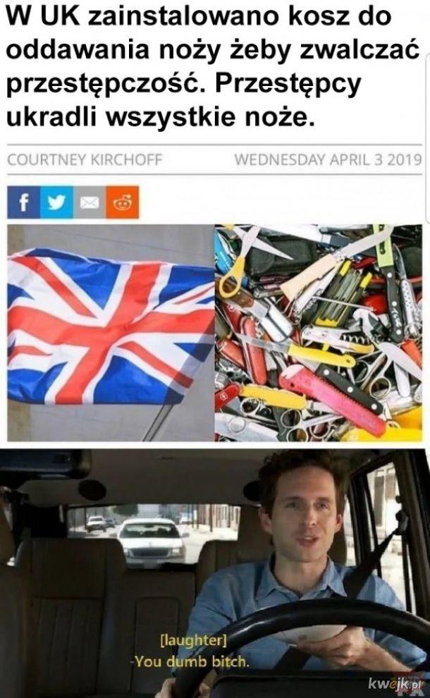 głupota Brytyjczyków