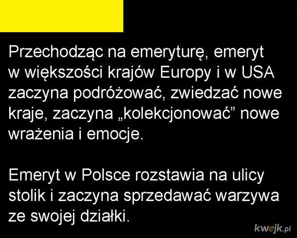 Emeryci w Polsce