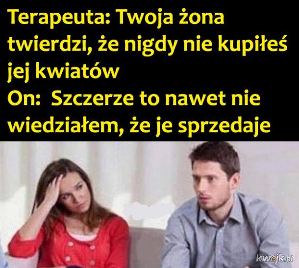 Terapia z żoną