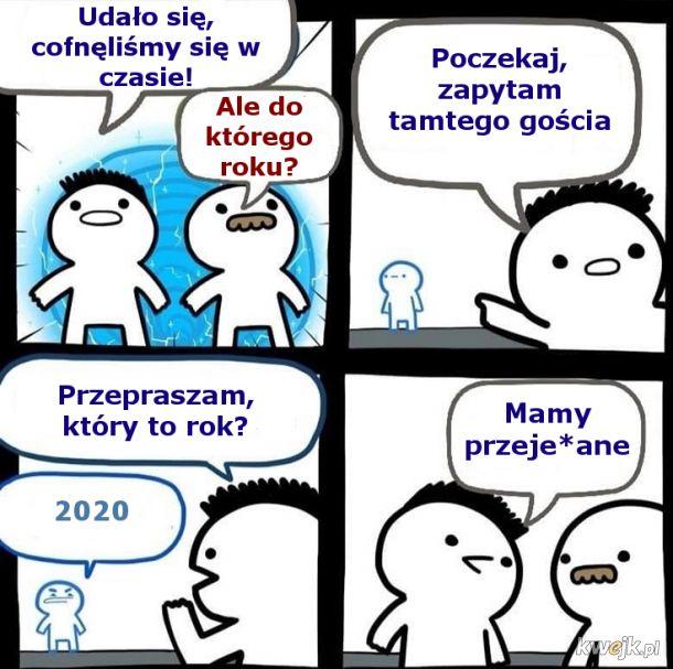 2020 Taki Był