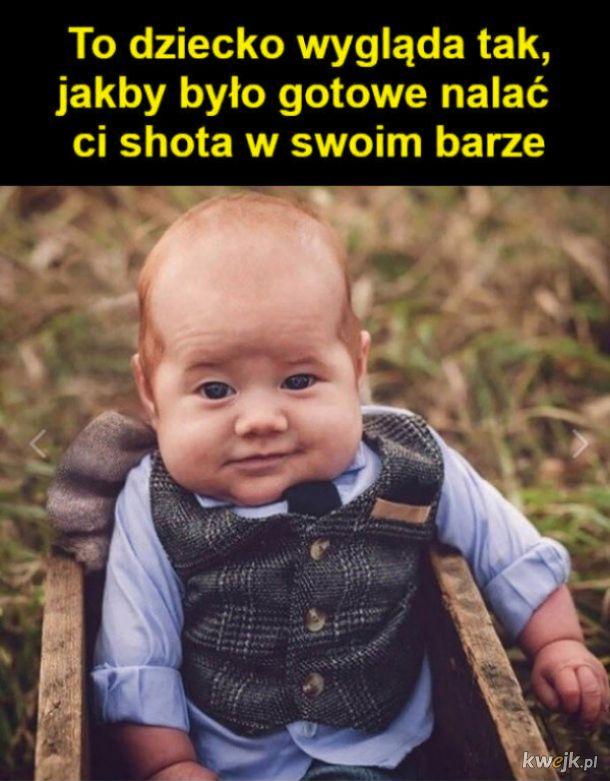 Baby barman
