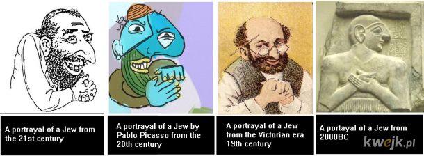 Wieczny Żyd, a nie jakiś zwykły śmiertelny żyd