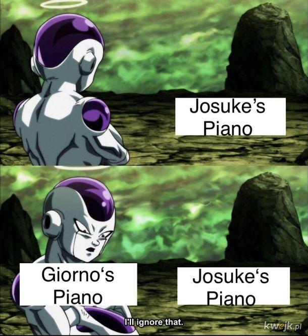 GioGio vs JoJo
