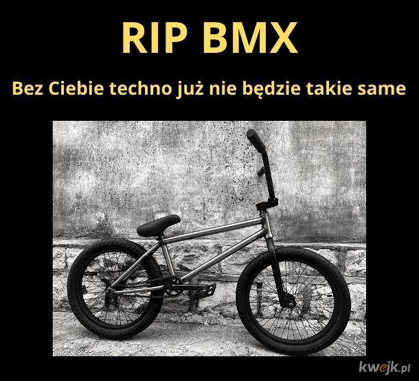 Dobry ziomek BMX