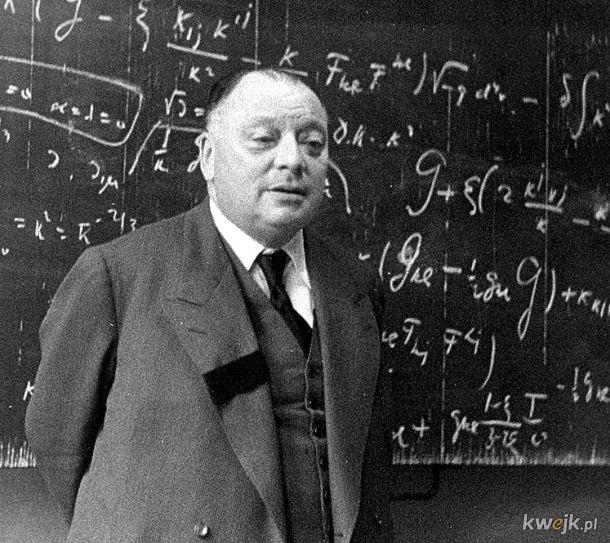 Dziś mija 121. rocznica urodzin Wolfganga Pauliego, współtwórcy mechaniki kwantowej