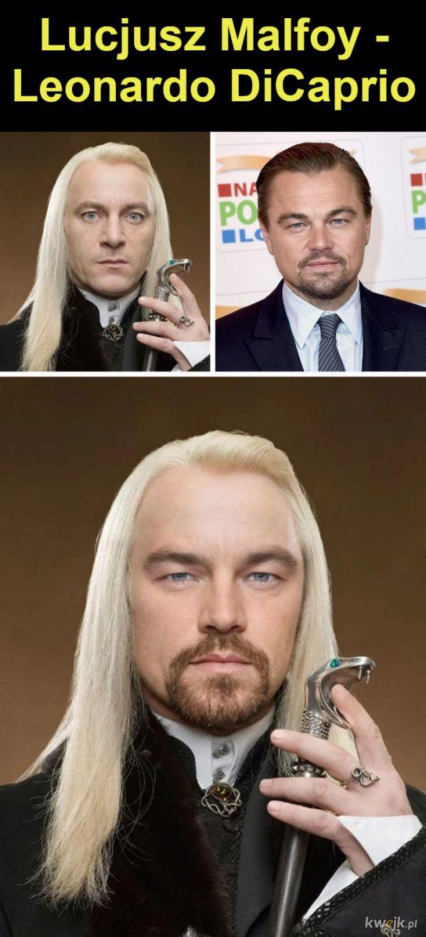 """Jak wyglądaliby bohaterowie """"Harry'ego Pottera"""", gdyby film był kręcony w Hollywood, obrazek 15"""