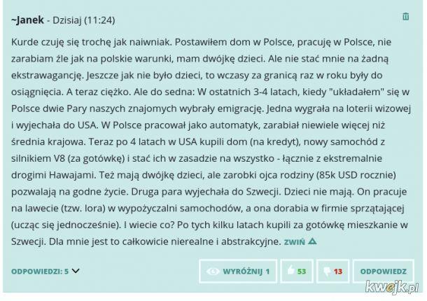 Polska - wspaniały kraj gdzie marzenia masz wypisane na twarzy!