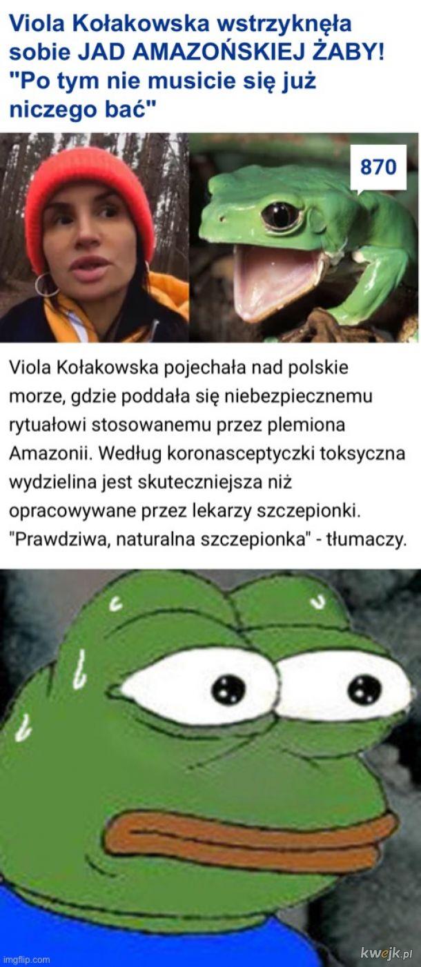 Nerwowe Pepe