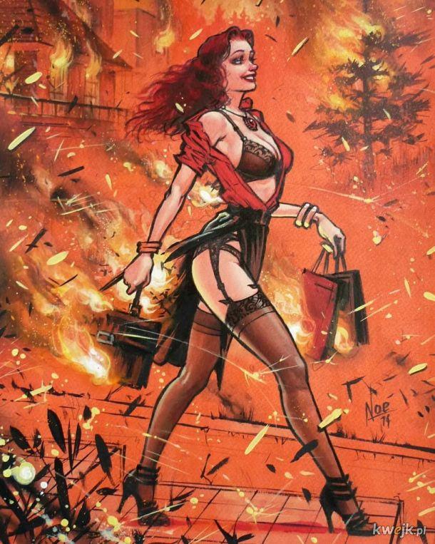 Katastrofy w stylu pin-up girl: na pierwszym miejscu wypadek reaktora Maria w Świerku, obrazek 2