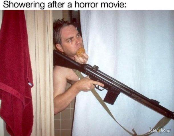 Po obejrzeniu horroru
