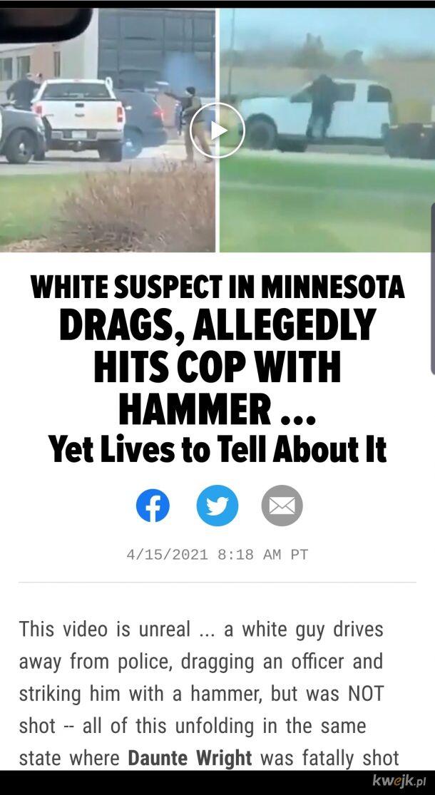 Wystarczy nie stawiac oporu przy aresztowaniu, c nie?