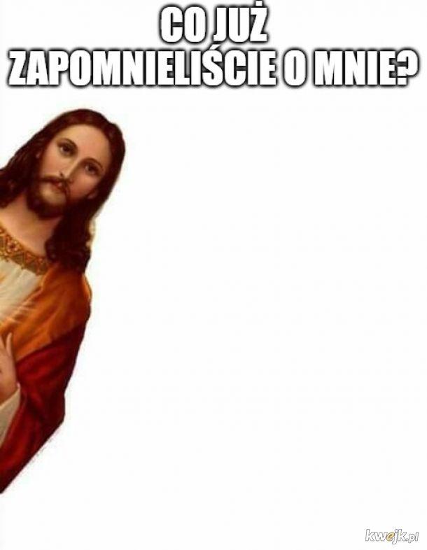Jezus płacze