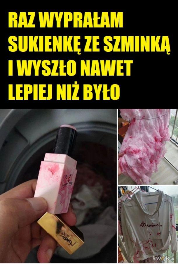 Spaprane pranie