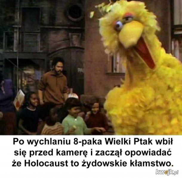 Panie Wielki Ptaku NIEEEE!