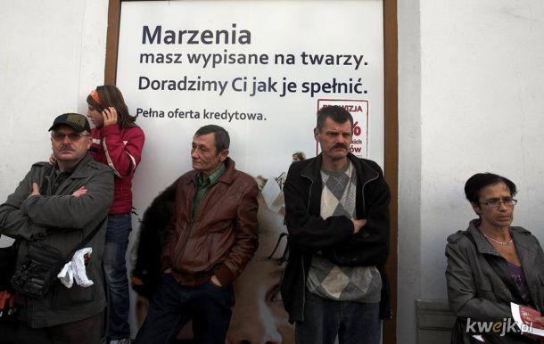 Polska: tutaj marzenia masz wypisane na twarzy