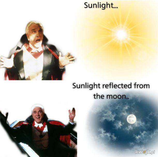 Światło ma swoją fizykę